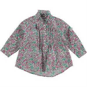 Civil Baby 6-18 Months Baby Girl Shirt Fuchsia