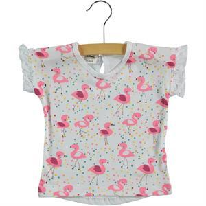 Kujju Baby Girl T-Shirt Pink, 6-18 Months
