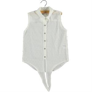 Civil Girls Ecru Shirt Boy Girl Age 6-9