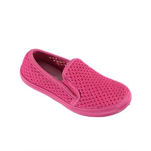 Civil Fuchsia Linen Shoes Girl Boy 26-30 Number