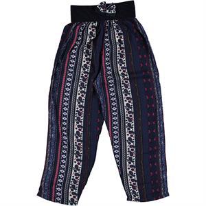 Civil Girls Kız Çocuk Pantolon 6-9 Yaş Lacivert