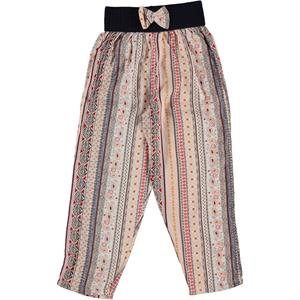 Civil Girls Powder Pink Trousers Age 6-9 Girl