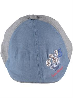 Kitti Gray Boy Cap Age 4-8