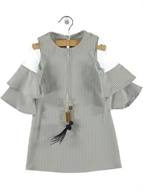 Missiva Yesil 2-5 Years Child Girl Dress