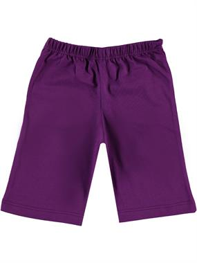 Roly Poly Age 1-4 Girl Kid Capri Purple