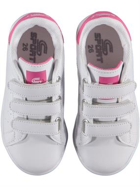 Civil 26-30 Girls Sport Shoes Sport White Number