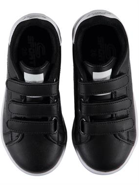 Sport Numbers 26-30 Boy Black Sneakers
