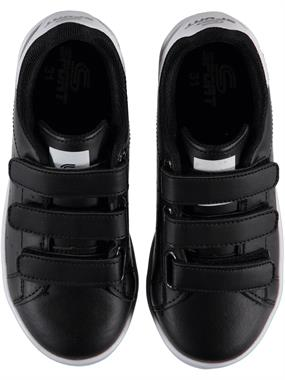 Sport Numbers 31-35 Boy Black Sneakers