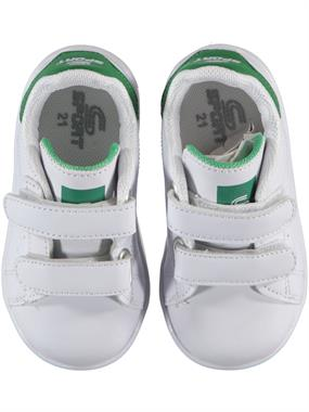 Sport Baby Boy White Sneakers 21-25 Number (1)