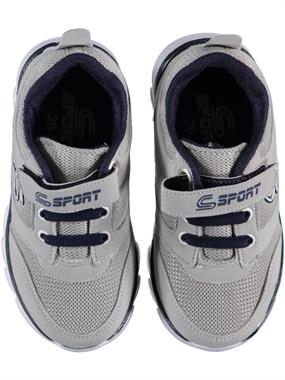 Sport 26-30 Gray Sneakers Boy Number