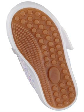 Missiva White Baby Girl Sneakers 21-25 Number (3)