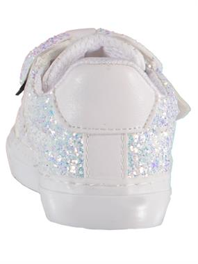 Missiva White Baby Girl Sneakers 21-25 Number (2)