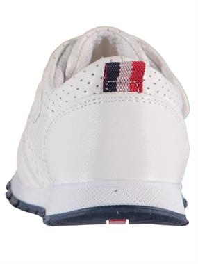 Barbone Baby Boy White Sneakers 21-25 Number (4)