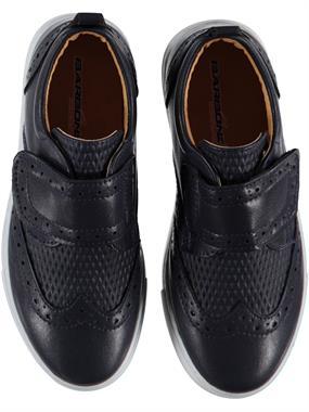 Barbone Erkek Çocuk Ayakkabı 31-35 Numara Lacivert