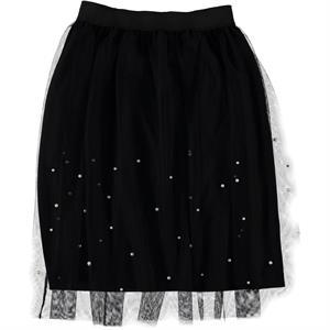 Missiva Black Tulle Skirt Girls Age 10-13