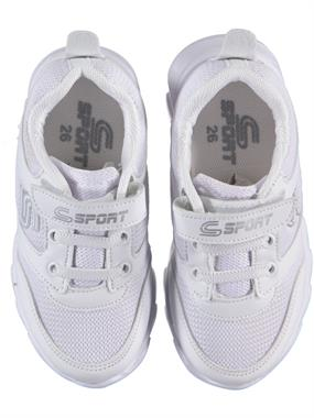 Sport 26-30 Number Of White Sneakers Boy