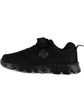 Sport Numbers 26-30 Boy Black Sneakers (2)