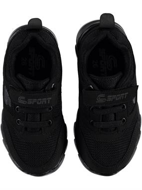 Sport Numbers 26-30 Boy Black Sneakers (1)
