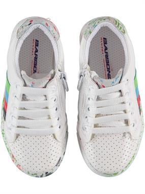 Barbone Erkek Çocuk Spor Ayakkabı 26-30 Numara Beyaz