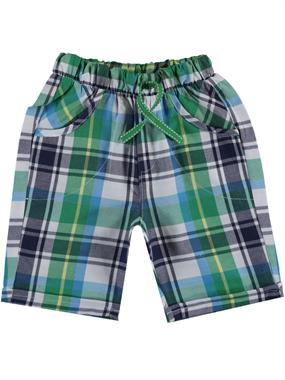 Kumru 2-5 Years Yesil Boy Shorts