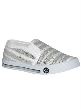 Newviki Shoes Grey Boy Girl 26-31 Linen Number