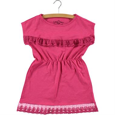 Civil Girls Cvl Tunic Fuchsia Girl Age 10-13