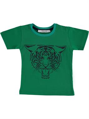Roly Poly Boy T-Shirt Age 1-4 Yesil