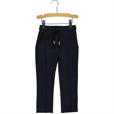 Cvl 2-5 Years Navy Blue Sweatpants Girl