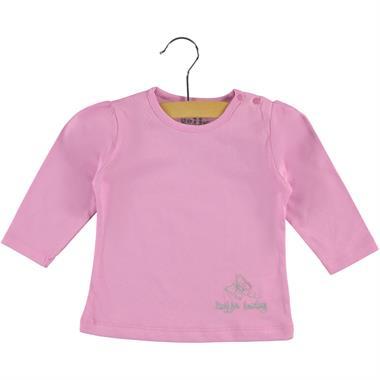 Kujju Baby Girl Sweatshirt, Pink, 6-18 Months