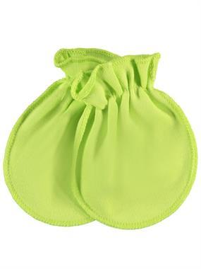 Kujju Yesil Baby Gloves