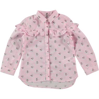 Civil Girls Pink Shirt Boy Girl 2-5 Years