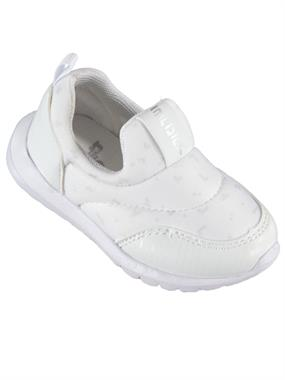 Sport Boy White Sneakers 21-25 Number