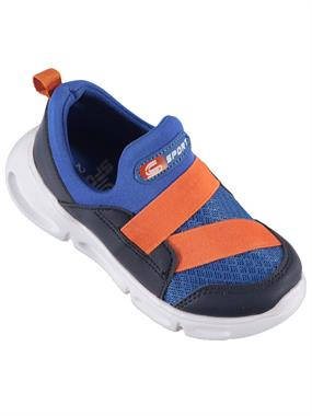 Sport 26-30 Sneakers Navy Blue Boy's Number