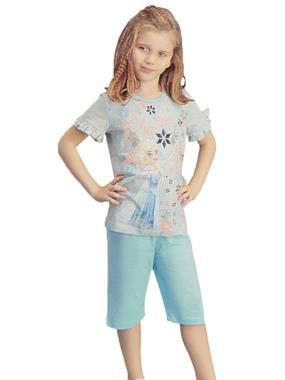 Disney Frozen Age 1-4 Girl Frozen Gray Kapril Team
