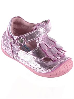 Baby Force Baby Girl First Step Shoes Pink 18-21 Number