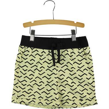 Cvl Age 6-9 Girl Yellow Boy Shorts