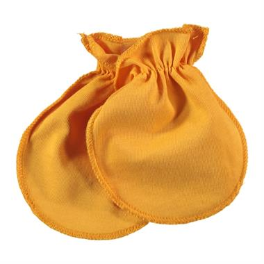 Kujju Baby Gloves Orange