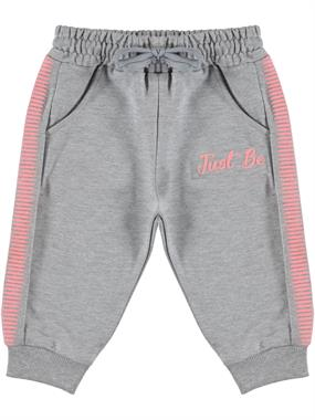 Civil Girls .cocuk Gray Capri Girl Age 6-9