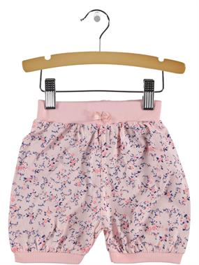 Civil Girls Age 2-5 Kids Girl Floral Shorts Powder