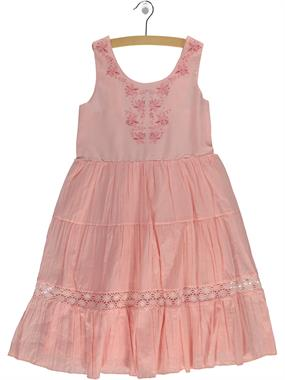 Civil Girls Powder Pink Dress Girl Age 10-13