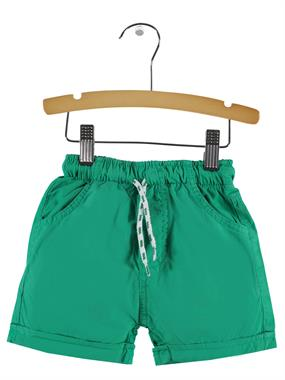 Civil Boys 2-5 Years Yesil Boy Shorts