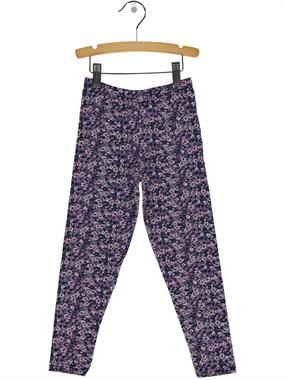 Civil Girls The Girl Child Navy Blue Long Tights Age 6-9