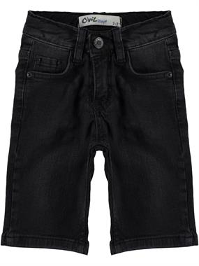 Civil Boys Boy Jeans Capri Black 2-5 Years