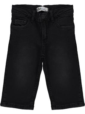 Civil Boys Black Boy Capri Jeans Age 6-9