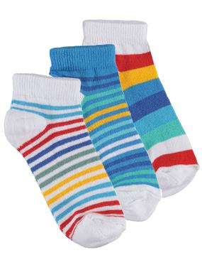 Civil Girls Civil the men from the boys children's socks 3-White adjusted for age 2-12