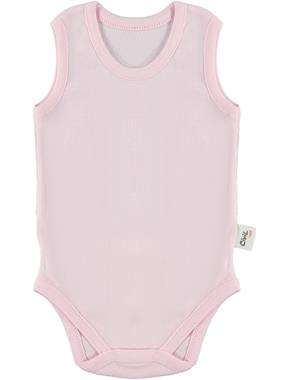 Civil Baby Baby Pink 0-3 Months Bodysuit With Snaps