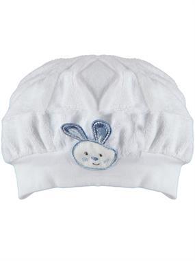 Minidamla Chef Hat 0-3 Months Blue Baby