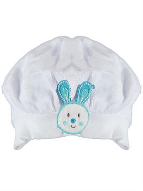 Minidamla Chef Hat 0-3 Months Baby Turquoise