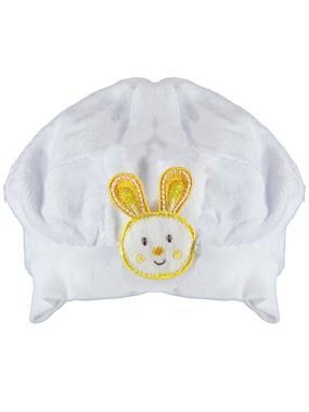Minidamla Baby Chef Hat 0-3 Months Yellow