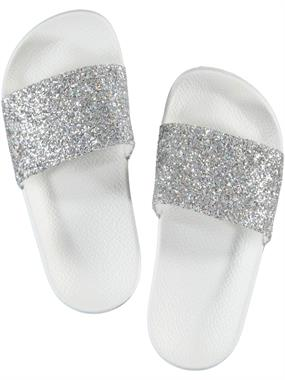 Civil Number 30-35 Gray Slippers Girl